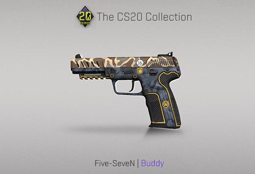 Five-SeveN | Buddy
