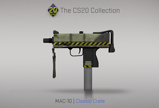 MAC-10 | Classic Crate