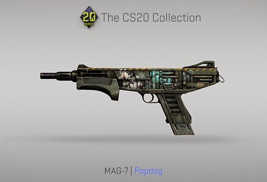 MAG-7 | Popdog