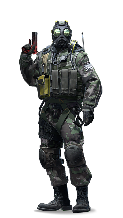 B Squadron Officer