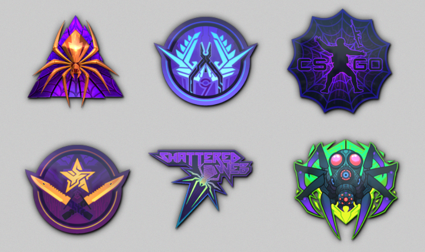 daniDem's Sticker Collection For Shattered Web Operation