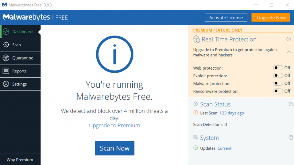 Scan Your PC for Malware To Keep CS Running Optimal