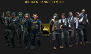 New 2020 Counter Strike Operation: Broken Fang