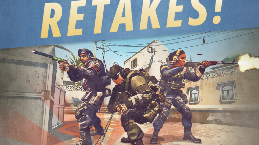 New 2020 CS:GO Game-mode Retakes